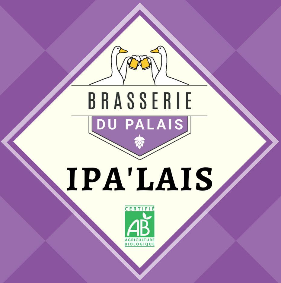 IPA bière du palais