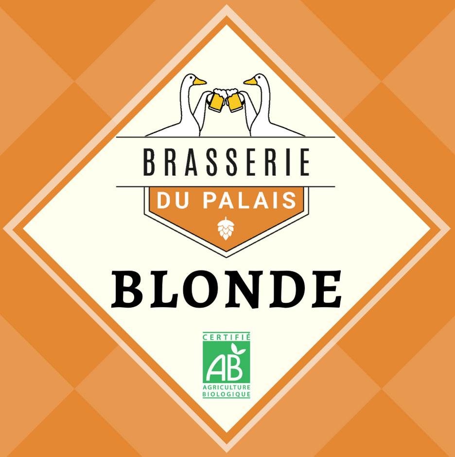 biere du palais blonde